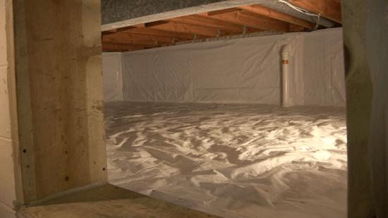 Best Insulation For Crawl Space Crawlspace Repair In