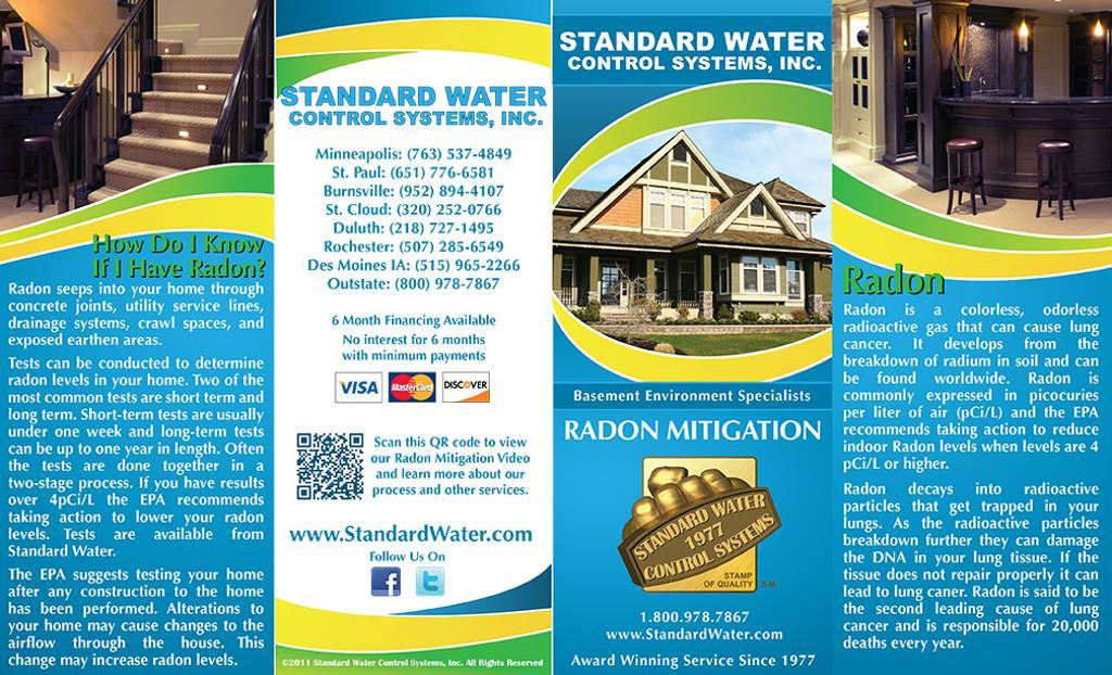 Radon exhaust fan radon mitigation in minnesota iowa for Unique home solutions job review