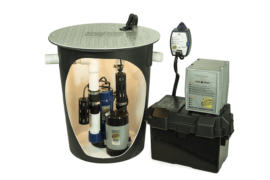 Sump Pump Monitoring System : Standard water control systems inc wondering who