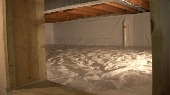 Crawl Space Access Door Crawlspace Repair In Minnesota