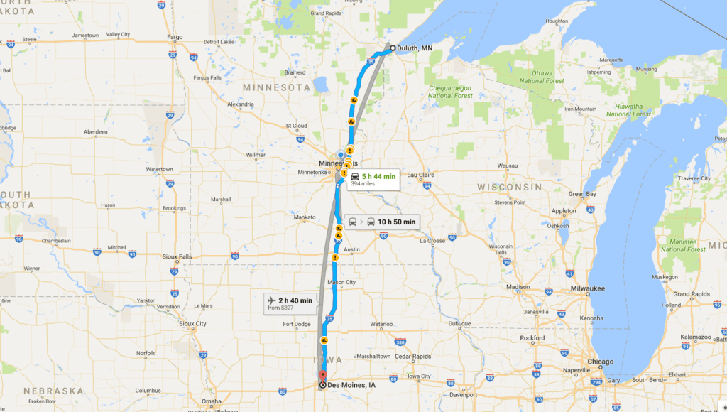 duluth-to-des-moines